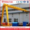 Single Girder Semi-Gantry Crane