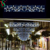 Outdoor Christmas Light LED Street Decoration Motif Light