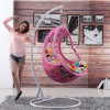 Rattan Shaped Swing Chair Wicker Hanging Single Seat Swing Chair Hanging Basket (D014A)