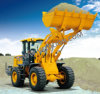 3t Four Wheel Construction Machine Wheel Loader
