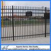 Aluminum Wrought Iron Metal Steel Fence Decorative Backyard Garden Fencing