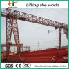 Truss Type Electric Hoist Single Girder Gantry Crane