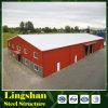 Prefabricated Concrete Heavy Steel Frame Car Garage Warehouse