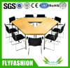 Triangle Office Furniture Conference Table for Sale (OD-179)