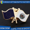 Manufacture Wholesale Custom Cheap Metal Badge with High Quality
