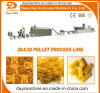 Most Popular Wheat Flour Based Pellet/Fryums Making Machine