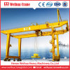 High Efficient Port Lifting Movable Shipyard Crane