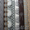 Printed Leather 100% Polyester Home Textile Corner Sofa Suede Fabric