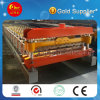 Hky 8-130-910 Wall and Roof Panel Color Steel Tile Roll Forming Machine Auto-Production Line