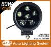 New Arrival Black Paint CREE 60W LED Driving Light (PD600)