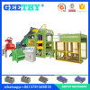 Qt4-15c Concrete Automatic Brick Making Machine Building