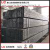 En10219 Black Square Steel Pipe Weld. Q235