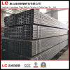 En10219 Black Square Steel Pipe Weld. Q235