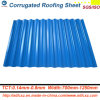 Building Material Roofing Sheet Galvanized Corrugated Steel Sheet