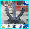 ABS Lr CCS Cert Black Paint 1000-5000kg Type M Speke Anchor