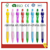 Color Plastic Pen for School and Office Stationery