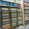 Supermarket Warehouse Foldable Wire Mesh Roll Container