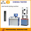Waw-600d Computerized Hydraulic Universal Testing Machine for Anchor Tensile Strength Test
