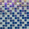 Glass Mosaic Tile /Mosaic-Golden Paper Series (DJ814)