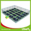 Professinal Indoor Park Trampoline with Basketball Hoop