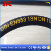 Flexible Hydraulic Hose DIN En 853 1sn or High Pressure Rubber Oil Hose SAE 100r1 at