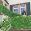 High Quality Privacy Screen Plants Garden IVY Fence Artificial Hedge