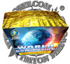 World Domination 49 Shots Fan Cake Fireworks/High Quality with The Best Price