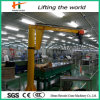Rotated Arm Jib Crane Jib Crane with Hoists