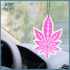 Customized Shape Hanging Paper Car Air Freshener with Fragrance