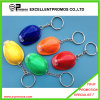 Customized Logo Plastic Safety Helmet Keychain (EP-K82939)