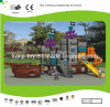 Environment-Friendly Pirate Ship Series Outdoor Playground Equipment (KQ10132A)