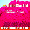 Day Light Fluorescent Pigment Peach Red for Textile Printing Color Paste