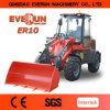 Everun Brand CE Approved Farm Machinery1.0 Ton Wheel Loader with Snow Blower