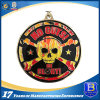 Zine Alloy Metal Medal with Customized Color and Creative Design