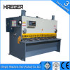 QC11y-4X3200 Fast Speed CNC Guillotine Shearing Machine