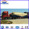 3 Axles 55 Cbm Cement Transport Tanker Truck Tractor Trailer