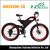 Green Powerful Fat Tire Electric Bicycle