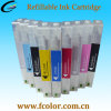 9 Colors Refillable Ink Cartridge for Epson 7890 9890 Printer