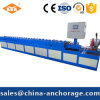 High Efficiency Flat Metal Corrugated Duct Forming Machine