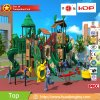 Forest Series Children Outdoor Playground with Ce HD17-010A