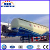 Spare Parts Available 3 Axle 45cbm Cement Bulker Semi Trailer