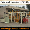 China Block Making Machine Supplier Automatic Concrete Brick Molding Machine