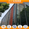 Exposed Frame Curtain Wall for Office Building