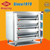 Bakery Equipment, 3-Deck 9-Tray Luxurious Electric Oven