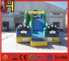 Cat Water Slide Inflatable, Garden Inflatable Water Slide, Cat Inflatable Slide