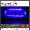 40 LED Police Warning Mini Light Bar