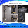 European Style Bathroom Copper Shower Set with Bidet