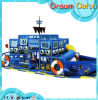 Kids Entertainment Fibreglass Indoor Playground