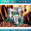 Best Selling 0.8-1.2 T/H Ring Die Wood Pelletizer Machine