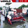 88HP Self-Propelled Whole-Feeding 4lz-4.0e Mini Combine Harvester